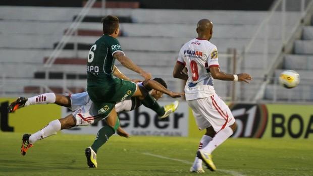 Botafogo-SP x Guarani, Paulistão (Foto: Rogério Moroti / Botafogo FC)