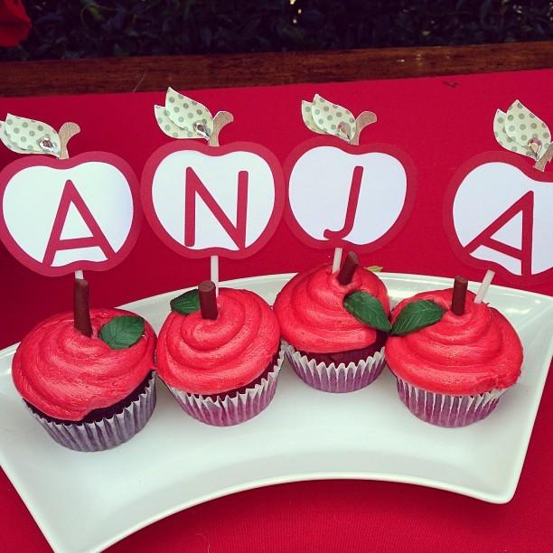 Aniversário de Anja, filha de Alessandra Ambrósio (Foto: Reprodução/Instagram)