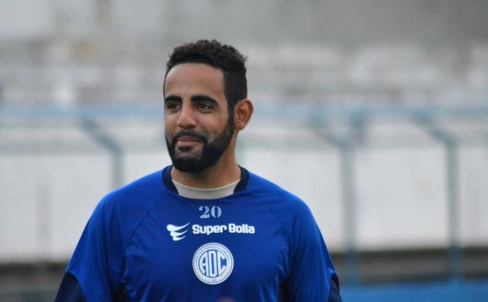Henrique Pangela, Confiança (Foto: Felipe Martins/GloboEsporte.com)