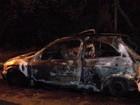 Corpo é encontrado dentro de carro carbonizado em Novo Hamburgo