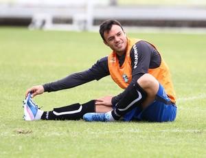 Kleber passou quatro meses em recuperação de lesão no tornozelo (Foto: Lucas Uebel/Grêmio FBPA)