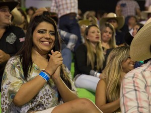 """Tamires Honório alfineta e diz que o nome de """"maria-breteira"""" é intriga da oposição (Foto: Mateus Rigola/G1)"""