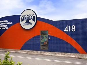 Colégio Tableau em Taubaté (Foto: Reprodução/ Tableau)