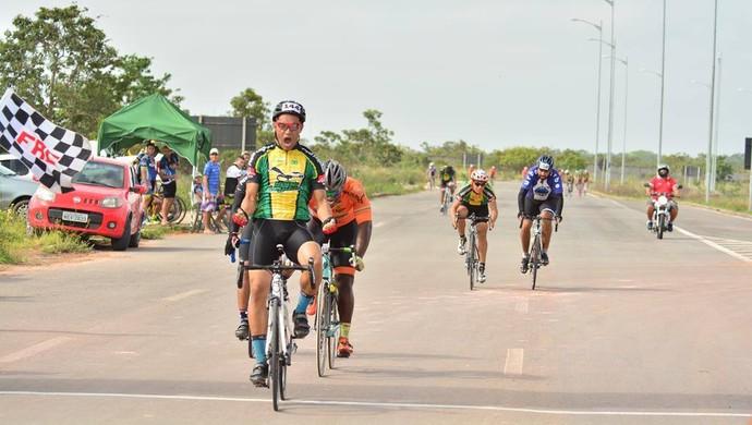 Super master, abertura do ranking estadual de ciclismo, Amapá (Foto: Divulgação/FAC)