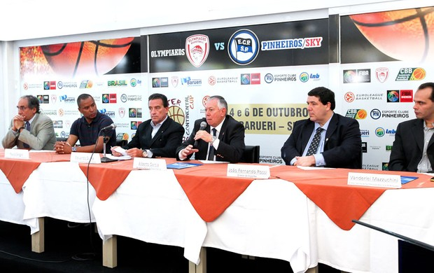 Lançamento Copa Intercontinental  (Foto: Ricardo Bufolin / Divulgação)