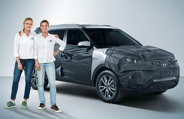Teaser do Hyundai Creta (Foto: Reprodução/Facebook)