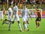 Ligado na Libertadores, Copete vibra com início promissor no Santos