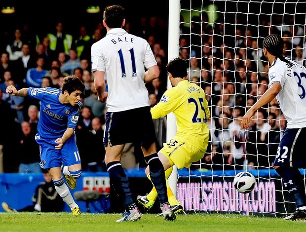 Oscar jogo Chelsea Tottenham (Foto: Getty Images)