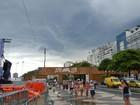 Rio entra em estágio de atenção por causa de chuva forte