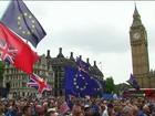 Reino Unido inicia oficialmente o processo de saída da União Europeia