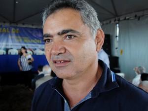 Prefeito José Pedro confirmou ter contratado parentes (Foto: Divulgação)