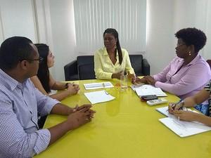 Parceria foi firmada entre representantes da Setur e do IFMA (Foto: Divulgação / Setur)