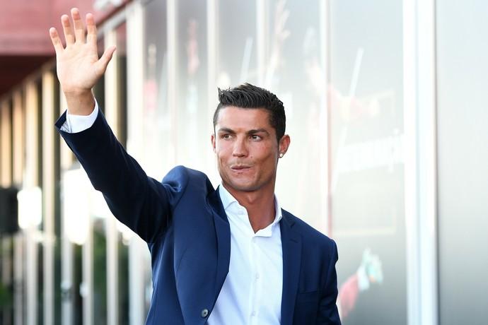 Cristiano Ronaldo inaugura hotel na Ilha da Madeira (Foto: Getty Images)