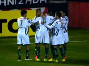 Luverdense ficou no empate com o Brasil-RS (Foto: Repdrodução)