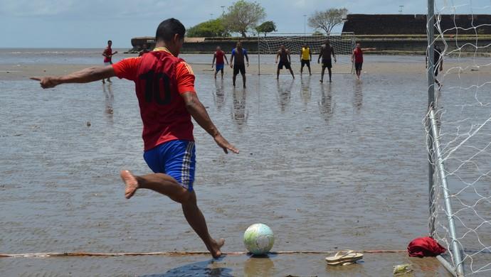 Cinco times vencem em rodada do Estadual de Futelama, no Amapá (Foto: Rafael Moreira/GE-AP)