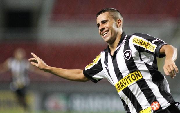 gabriel Botafogo x Atlético-GO (Foto: Luciano Belford/ Futura Press)
