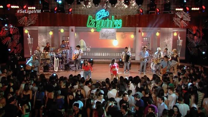 DVD Bar das Coleguinhas foi grande sucesso (Foto: Produção / Se Liga VM)