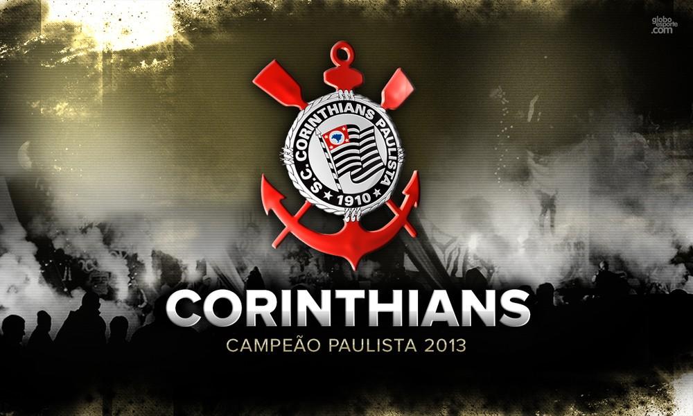 Papel de parede Corinthians Campeão Paulista 2013