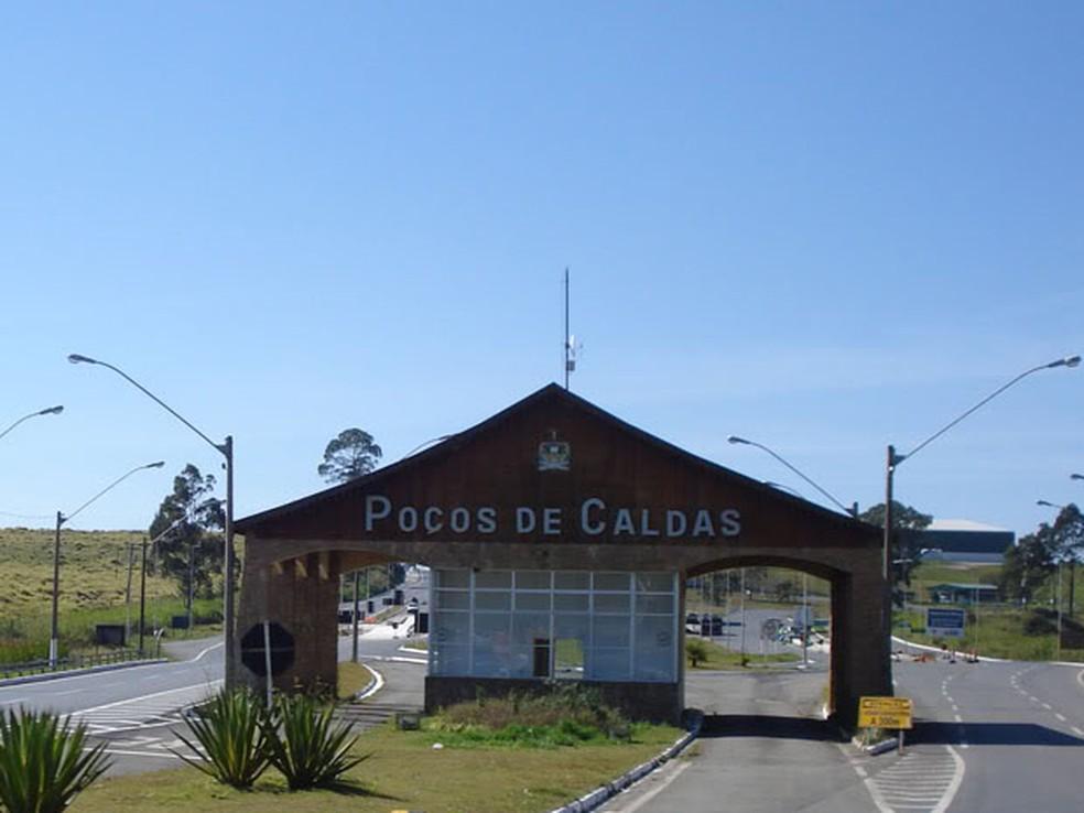 Entre as 10 maiores do Sul de Minas, Poços de Caldas é a cidade com direito a receber maior compensação financeira por renúncia de ICMS sobre exportações (Foto: Lúcia Ribeiro/G1)
