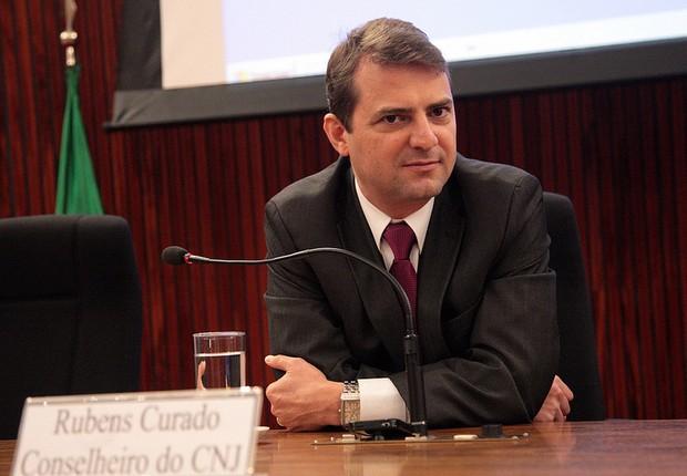 O juiz Rubens Curado Silveira (Foto: Divulgação)