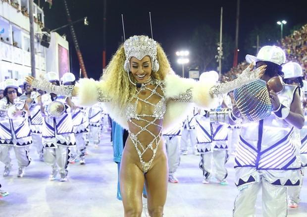 Sabrina Sato: a musa do Carnaval 2017 (Foto: Divulgação)