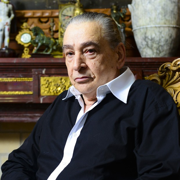 Vicente Sesso, pai adotivo de Marcos Paulo (Foto: Cleby Trevisan)