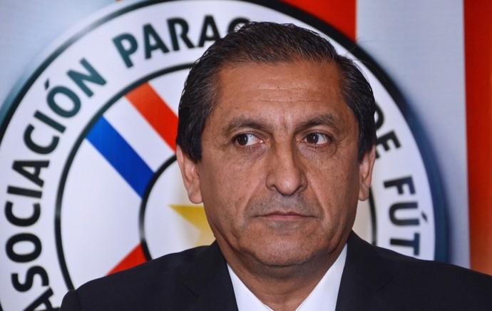 Ramón Diaz, novo técnico do Paraguai (Foto: AP)