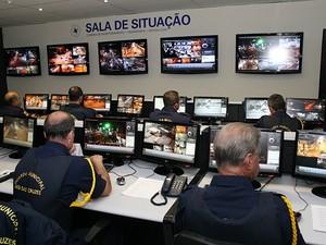 Software com leitor de carcteres deve ser instalado em câmeras de monitoramento já existentes em Mogi (Foto: Ney Sarmento/ Prefeitura Municipal de Mogi das Cruzes)