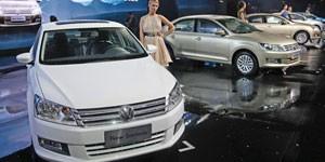 VW Santana (Foto: Divulgação)