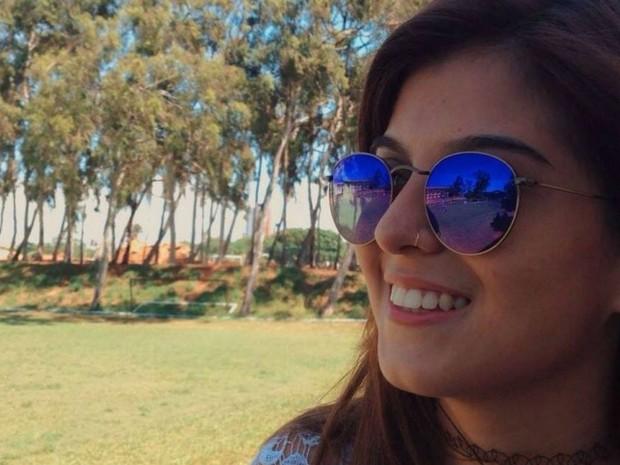 Marília Gomes tinha 20 anos e morreu neste domingo, em Natal (Foto: Arquivo pessoal)