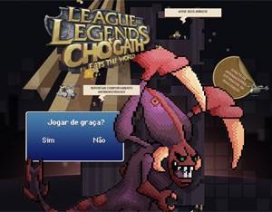 Riot Games criou game baseado em personagem de 'League of Legends' (Foto: Reprodução)