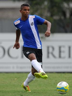 David Braz Santos (Foto: Ivan Storti/Divulgação Santos FC)