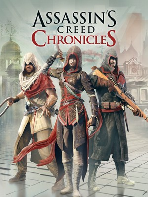 'Assassin's Creed Chronicles' é nova trilogia com games na China, Índia e Rússia (Foto: Divulgação/Ubisoft)