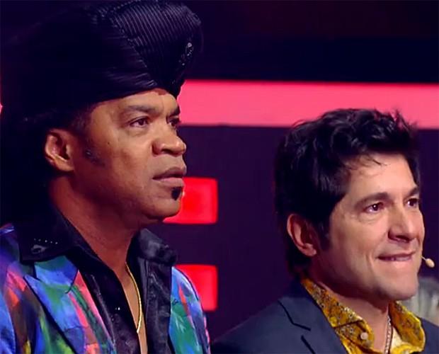 Carlinhos Brown Daniel (Foto: TV Globo)