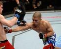 "John Moraga e Justin Scoggins se encaram no ""UFC: Jacaré x Mousasi"""