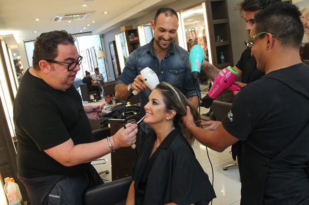 Ticiane Pinheiro (Foto: Brazil News)