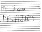 Menina escreve carta à mãe no AM e denuncia pai por estupro: 'Me ajuda'