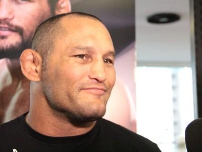 Dan Henderson, lutador do UFC (Foto: Rodrigo Malinverni)