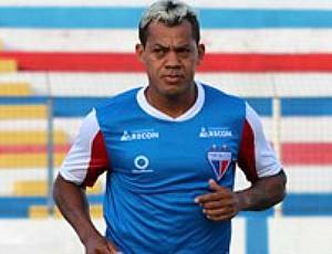 Marcelinho Paraíba, Fortaleza, treino (Foto: Fortaleza/Divulgação)