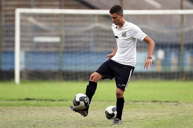 Wagner Leonardo (Foto: Pedro Ernesto Guerra Azevedo/Santos FC)