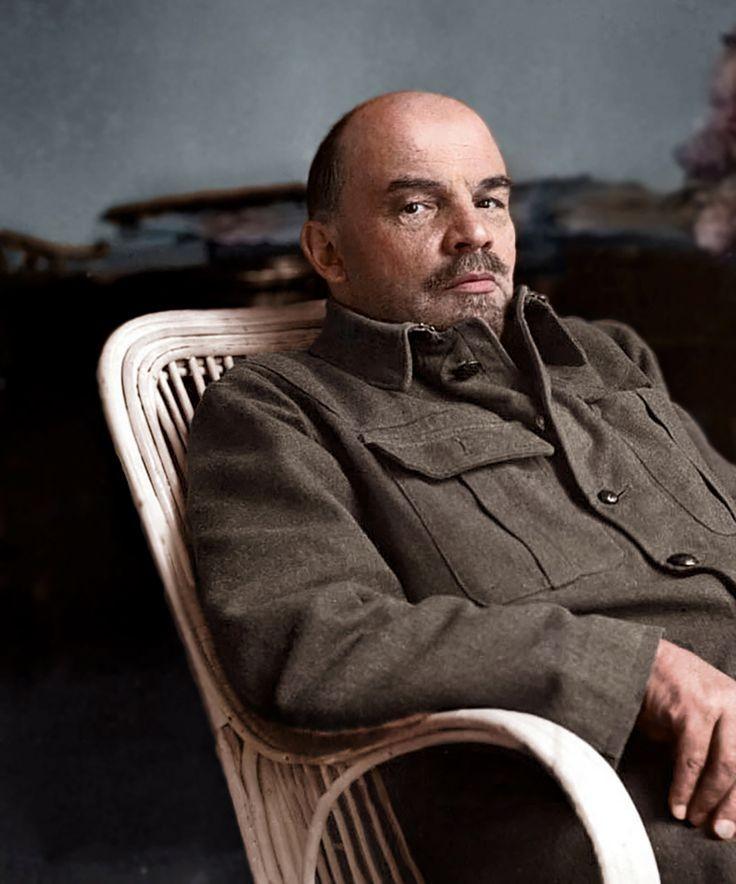 Vladimir Lênin (Foto: Olga Shirnina)