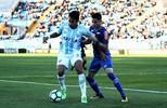 Avaí segura pressão e vence Cruzeiro na Ressacada: 1 a 0 (Jamira Furlani/Avaí FC)