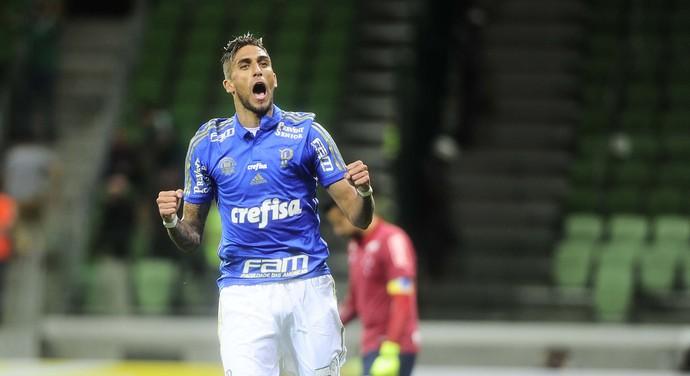Palmeiras x Cruzeiro Rafael Marques (Foto: Marcos Ribolli)