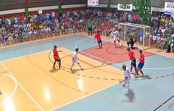 Futsal: Copa Centro América começa com média de 4,58 gols por jogo