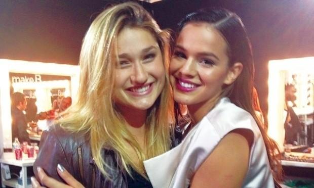 Sasha e Bruna Marquezine (Foto: Reprodução/Instagram)