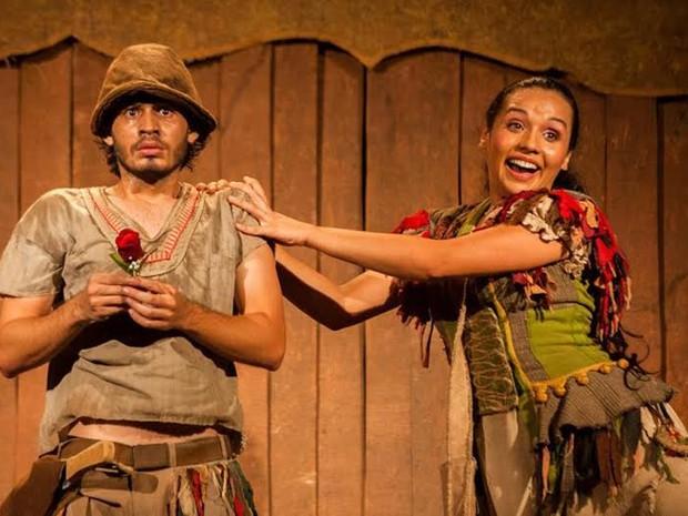 Espetáculo teatral Flor de Macambira se apresenta na próxima semana em Porto Velho (Foto: Divulgação)