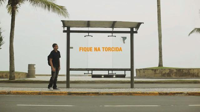 Projeto Câmera Educação - Fique na torcida! (Foto: Reprodução / TV Tribuna)