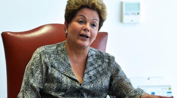 Dilma Rousseff (Foto: Agência Brasil)