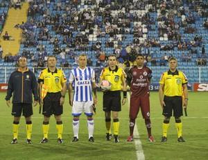 joinville, jec, avaí, ressacada, série b, marquinhos, ronan marques da rosa, ivan, goleiro, meia,  (Foto: Jamira Furlani / Avaí FC)
