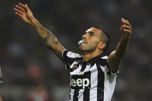 Tevez Juventus (Foto: Getty Images)